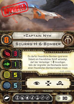 [X-Wing] Komplette Kartenübersicht - Seite 2 Captao12