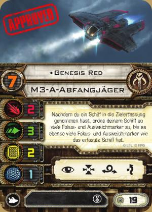 [X-Wing] Komplette Kartenübersicht - Seite 2 Genesi11