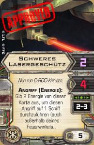 [X-Wing] Komplette Kartenübersicht - Seite 2 Laser10