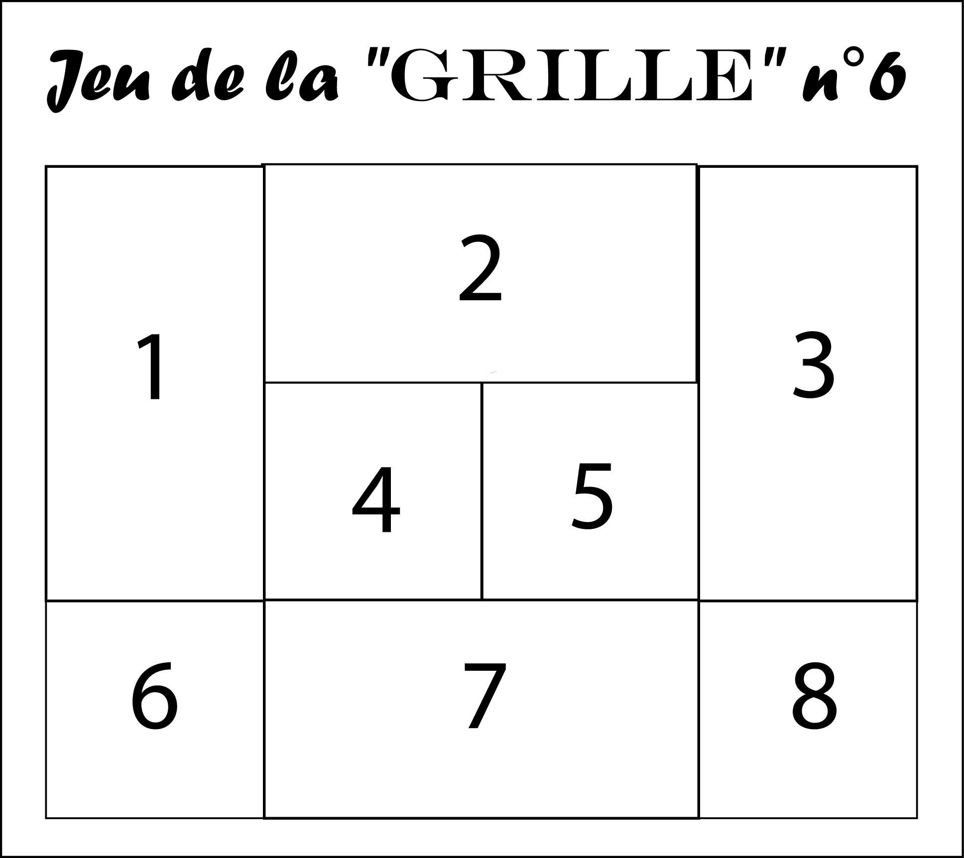 [ouvert] jeu de la grille 7 Grille10