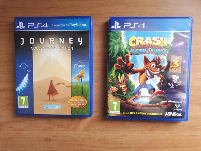 Jeux PS4 20170910