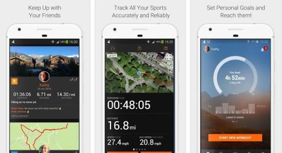 Sports Tracker Running Cycling - ένας επαγγελματίας γυμναστής στην τσέπη σας 133