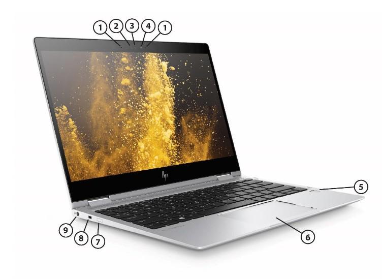 HP EliteBook x360 1020 G2: Αποκαλύφθηκε το νέο convertible laptop με οθόνη 12,5 ιντσών  148