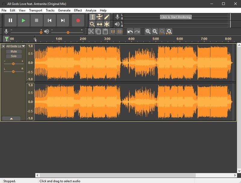 Audacity 2.3.2 - Ηχογράφηση και επεξεργασία ήχου 219