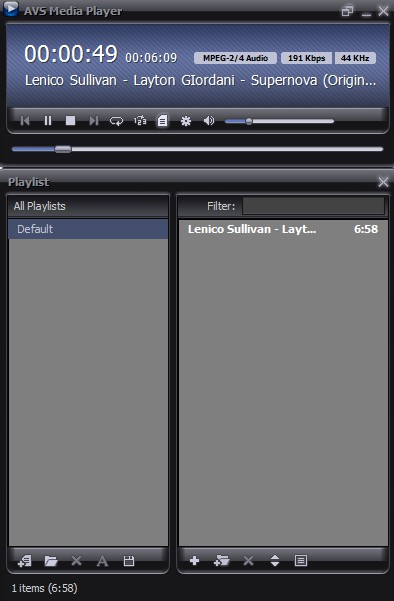 AVS Media Player 5.0.3.133 220