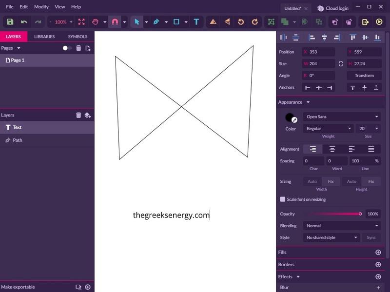 Gravit Designer 3.5.27 - Δωρεάν εναλλακτική λύση του Adobe Illustrator 229