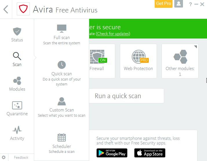 Avira Free Antivirus 15.0.2012.2066 325