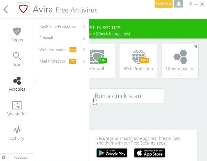 Avira Free Antivirus 15.0.2012.2066 417