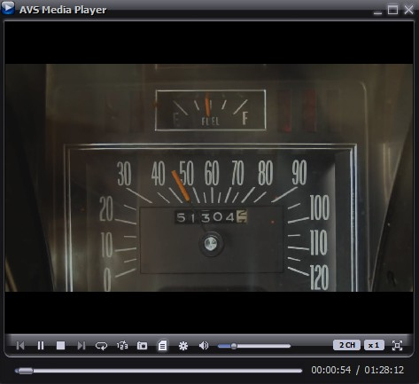 AVS Media Player 5.0.3.133 510