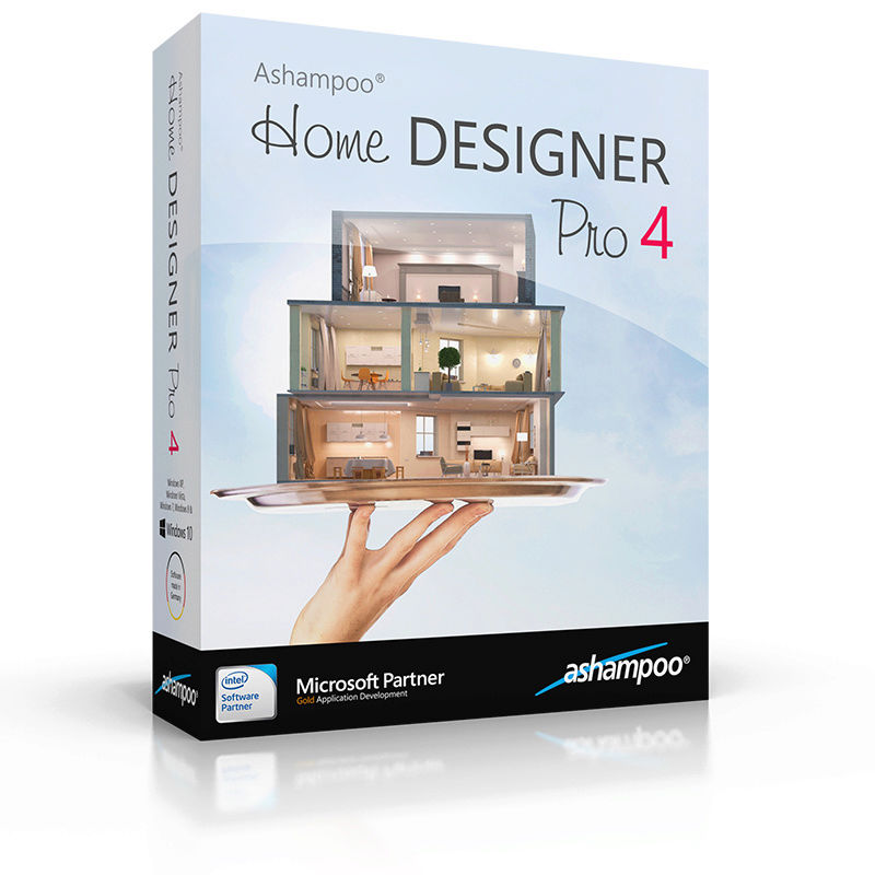 Ashampoo Home Designer Pro 4 (Review) Box_as11