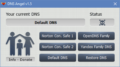 Dns Angel v1.5 - Προφυλάξτε τα παιδιά σας από κακόβουλες ιστοσελίδες Dns_an10