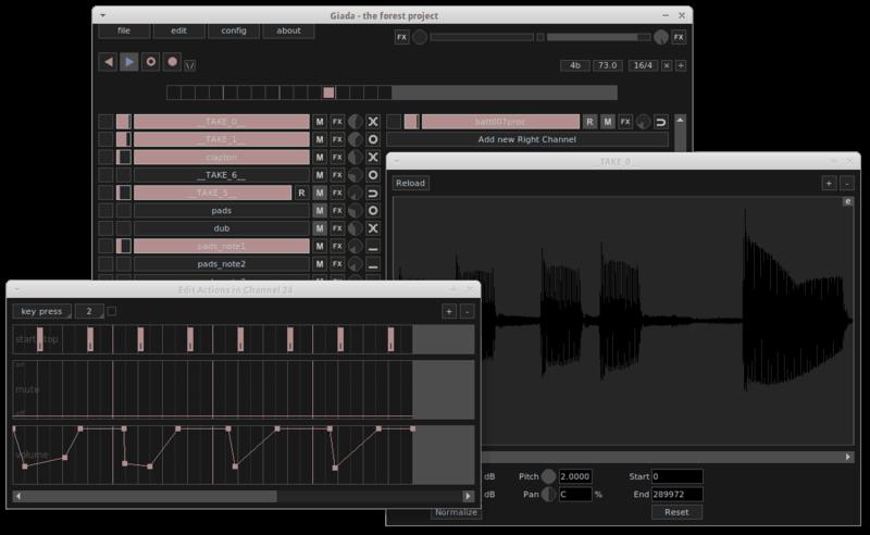 Giada 0.16.4 - Γίνε επαγγελματίας DJ  Giada-10
