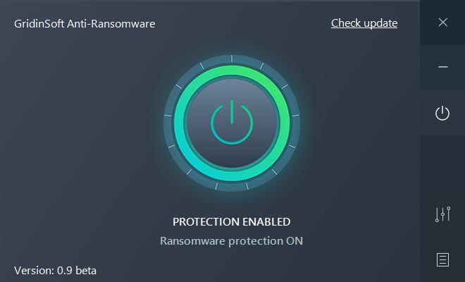 GridinSoft Anti-Ransomware 0.9.4.9 Beta Gridin10