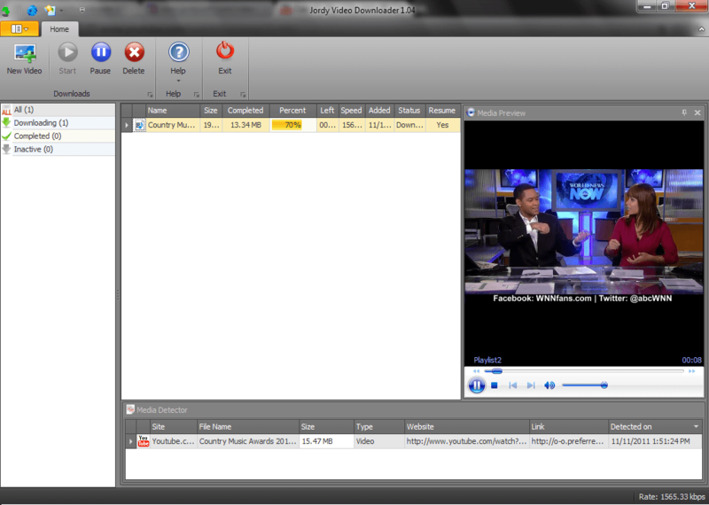 Jordy Video Downloader 1.11.0 - Κατεβάστε βίντεο από το YouTube και πάνω από 1000 τοποθεσίες Jvd-pr10