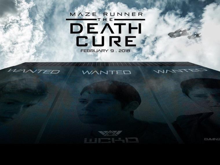 Maze Runner: The Death Cure (2018) Mv5bmm10