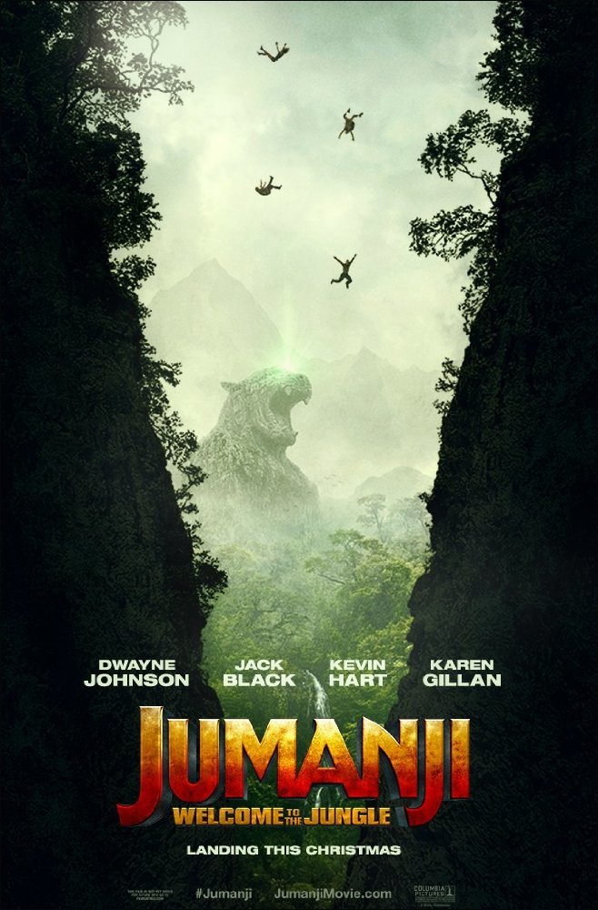 Jumanji: Welcome to the Jungle (2017)  Mv5bmt10