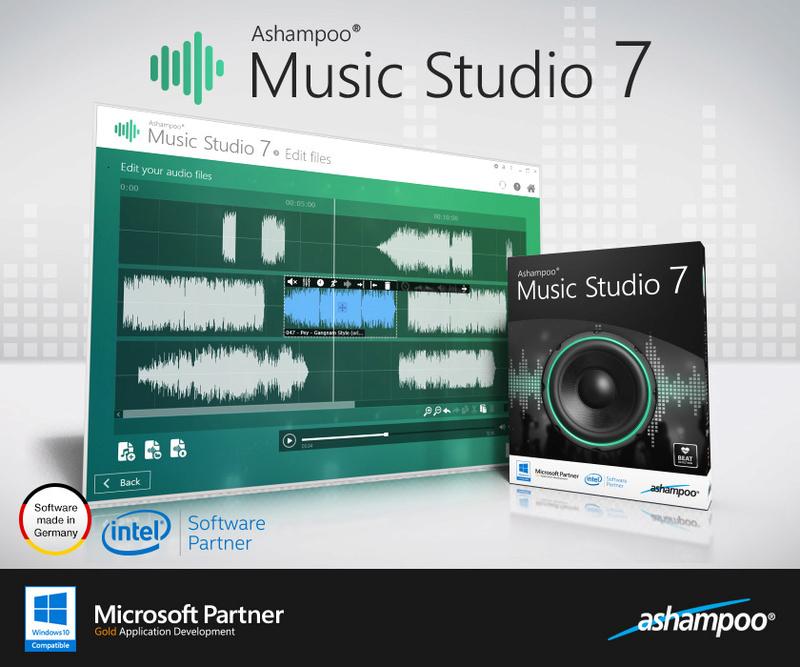 Διαγωνισμός: Κερδίστε 10 άδειες της εφαρμογής Ashampoo Music Studio 7 Scr_as20