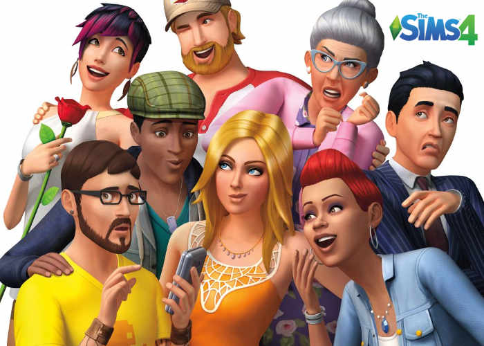 The Sims 4 (2017) The-si10