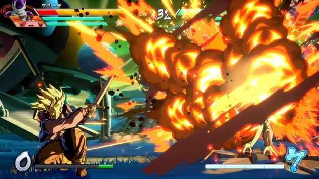 Dragon Ball Fighter Z (PS4 / Xone / Switch un jour plus si lointain) - Page 3 Dragon12