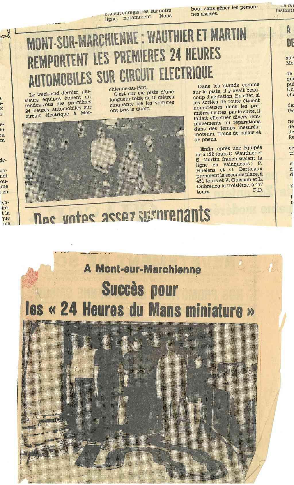 24 heures de Mont Sur Marchienne ... 1979 24msm110