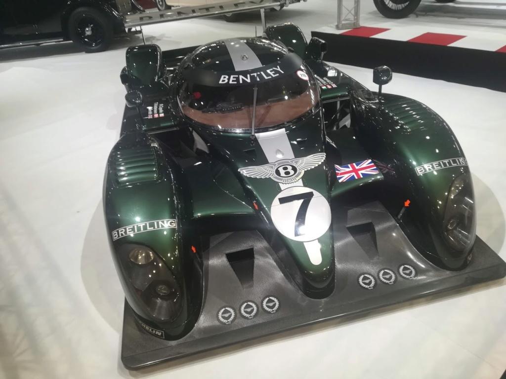 So British at Autoworld this christmas et toutes ces sortes de choses ...  Bentle10