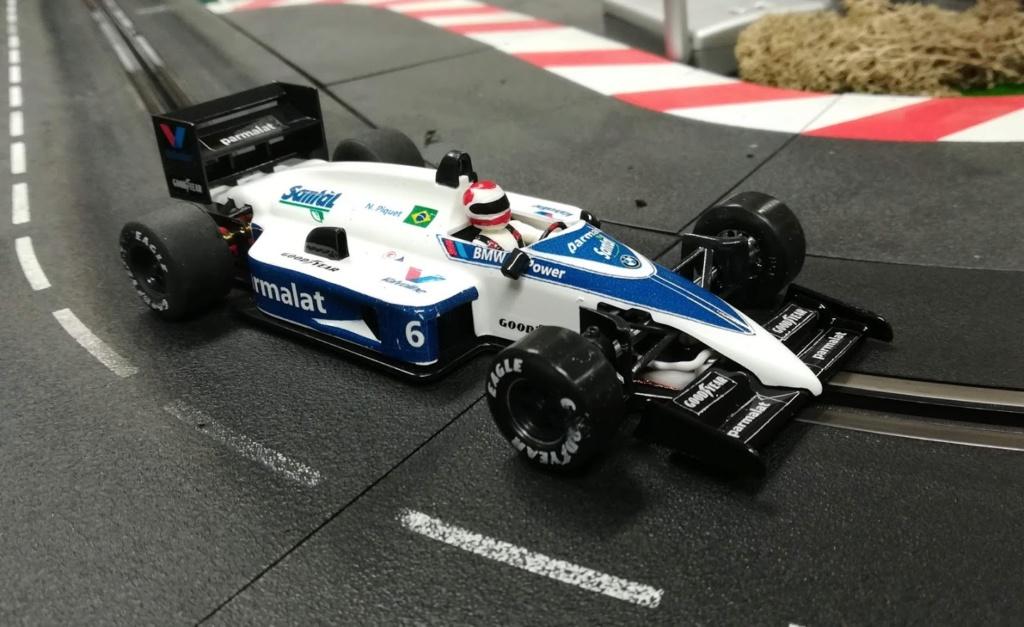 Championnat du Monde de F1.... de Manage Brabam10