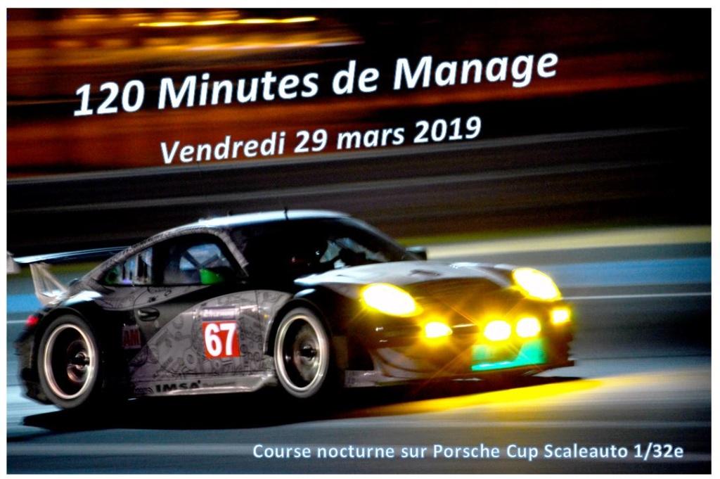 """120 minutes """"nocturnes"""" 2019 en Porsche Cup Captur18"""