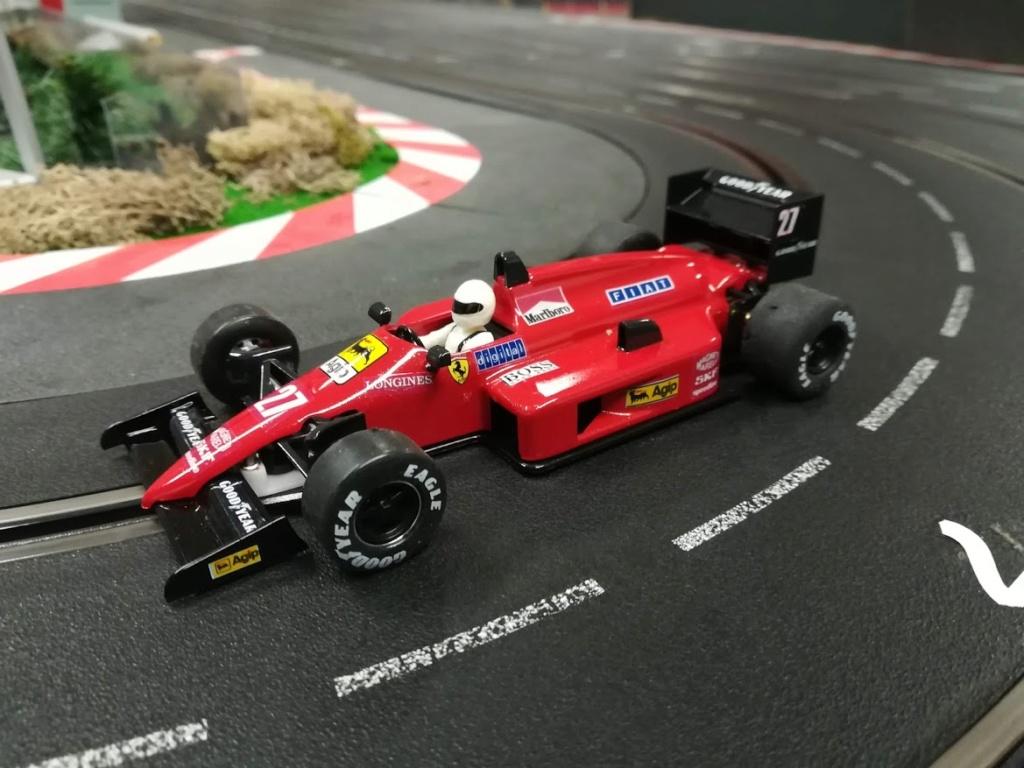 Championnat du Monde de F1.... de Manage Ferrar30
