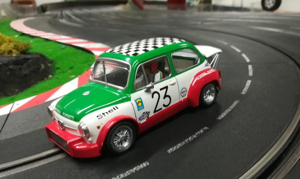 Minis BRM - 4e manche Fiat10