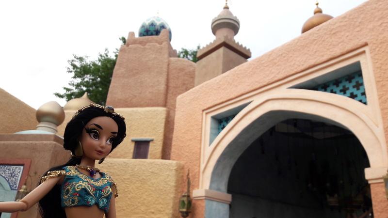 Disney Fairytale/Folktale/Pixar Designer Collection (depuis 2013) - Page 3 20170710