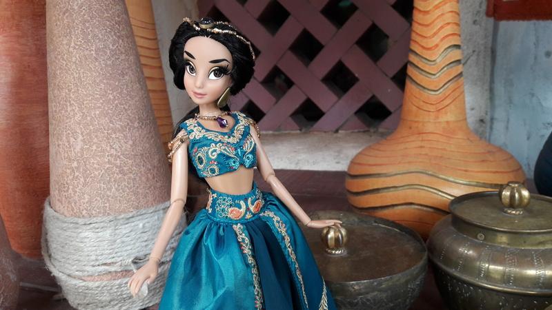 Disney Fairytale/Folktale/Pixar Designer Collection (depuis 2013) - Page 3 20170716