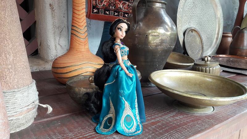 Disney Fairytale/Folktale/Pixar Designer Collection (depuis 2013) - Page 3 20170717