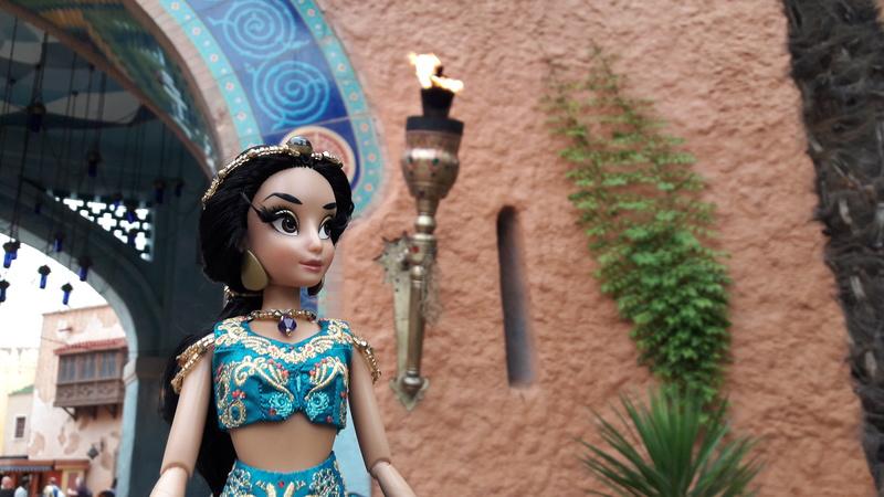 Disney Fairytale/Folktale/Pixar Designer Collection (depuis 2013) - Page 3 20170720
