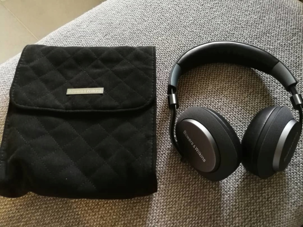 Bowers & wilkins PX bluetooth headphone (sold)  Img-2012