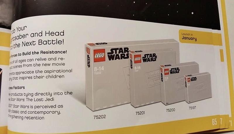 [LEGO] LEGO 2018: Les premiers visuels. D10