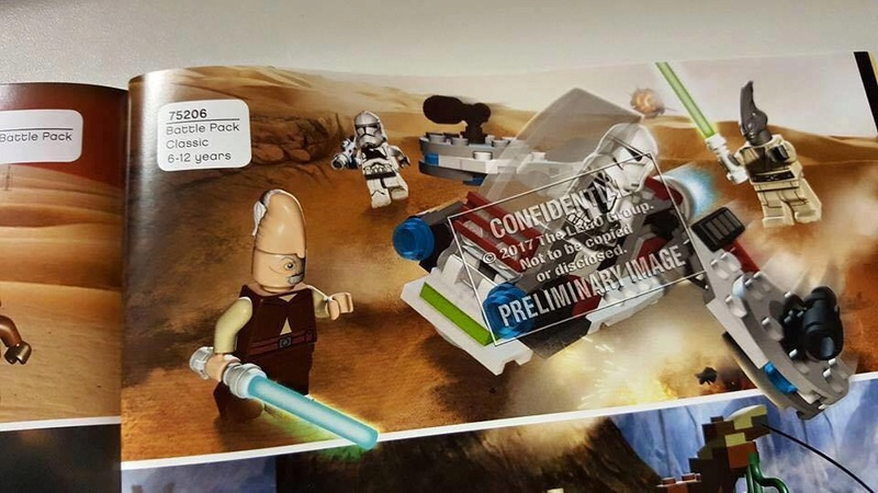 [LEGO] LEGO 2018: Les premiers visuels. Eucfca10