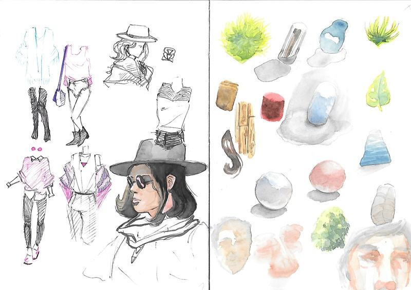 Les carnets d'Aline - Page 8 Photos13