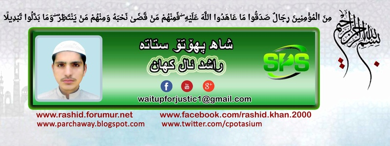 Rashid Ali Parchaway