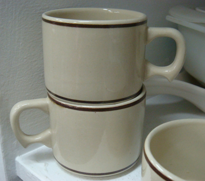 Richmond Small stacking cups and square oval Dsc06911