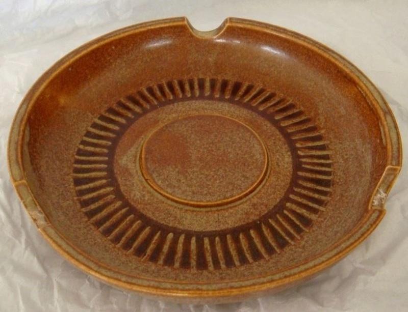 Tasman Ware ashtray Tasman10