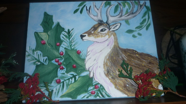 IMAGIER COLLECTIF - Page 20 Cerf10