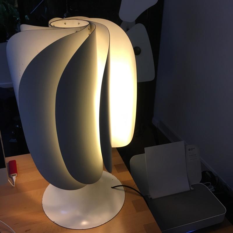 "Lampe ""Turbine"" - Max SAUZE - Group S.A. - 1974 Img_3413"