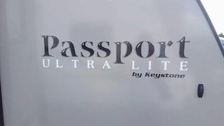 Passport Ultra Lite By Keystone 20864410