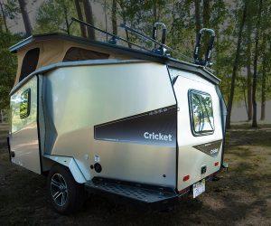 2017 Cricket Trek Taxa Outdoors Camping Trailer