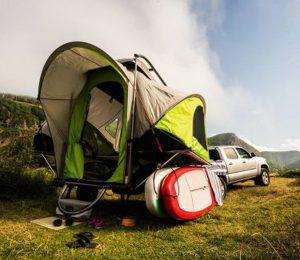 Accueillons une nouvelle classe de VR , la tente caravane Scotia10