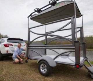 Accueillons une nouvelle classe de VR , la tente caravane Sylvan10