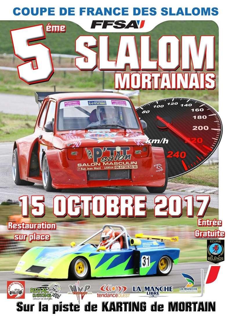 5 éme Slalom de Mortain 15 Octobre Mortai10