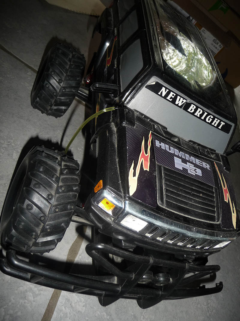 Montage MST CMX Kit : Jeep & Hummer - Page 4 Hummer10