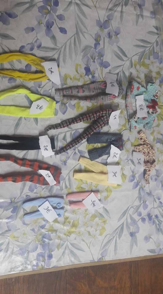 Plein de vêtement tailles Pullip 20427910