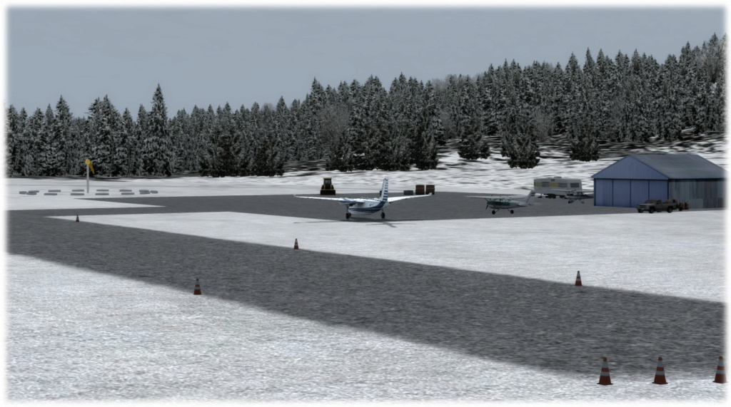 Cpt Rendu - Mission 1 PAUN-KGX FSX-France Alaska compagnie 2 410